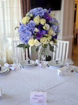 Композиция на гостевые столы