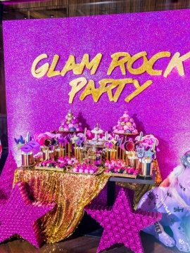 Glam Rock Candy