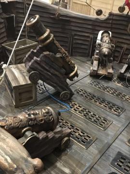 Піратські гармати
