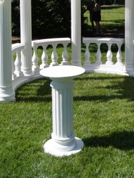 Стол-колонна