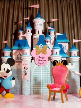 Замок DISNEY
