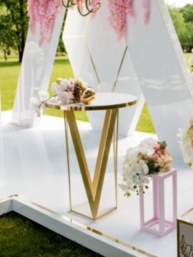 Столик Геометрия