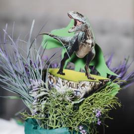 Hot Wheels VS dinosaurs - фото 21