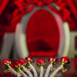 Red wedding - фото 2