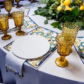 ITALIAN Wedding. Freshness of lemon - фото 14
