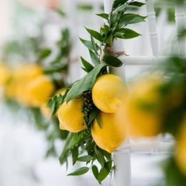 ITALIAN Wedding. Freshness of lemon - фото 9