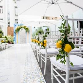 ITALIAN Wedding. Freshness of lemon - фото 7