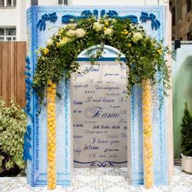 ITALIAN Wedding. Freshness of lemon - фото 4