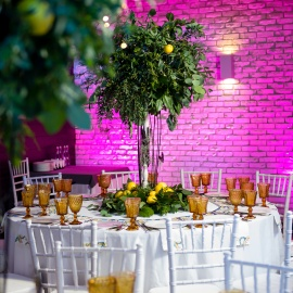 ITALIAN Wedding. Freshness of lemon - фото 15