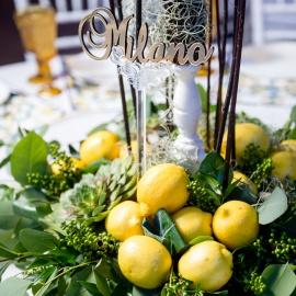 ITALIAN Wedding. Freshness of lemon - фото 16