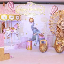 Pink&Gold Circus - фото 22