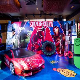 Superhero party - фото 2