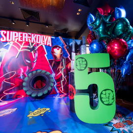 Superhero party - фото 3