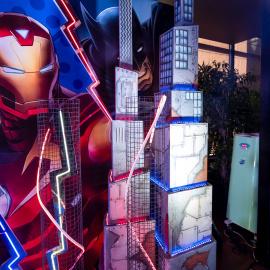 Superhero party - фото 4