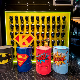 Superhero party - фото 12