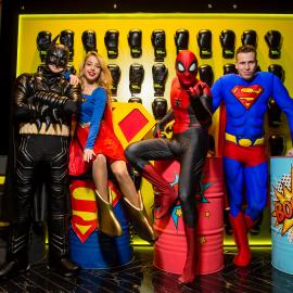 Superhero party - фото 13