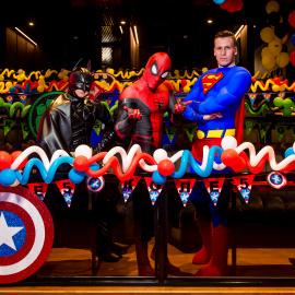 Superhero party - фото 16