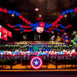 Superhero party - фото 17