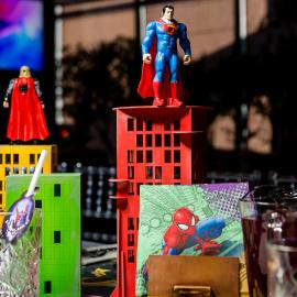 Superhero party - фото 8