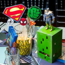 Superhero party - фото 9