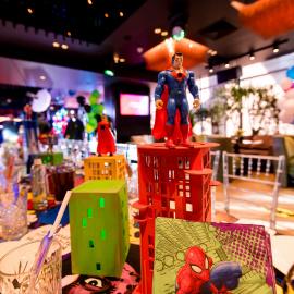 Superhero party - фото 10