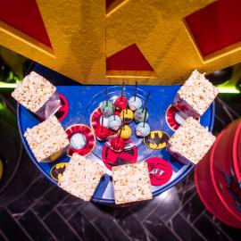 Superhero party - фото 19