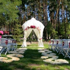 Малиновая свадьба - фото 2