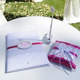 Малиновая свадьба - фото 4