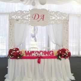 Малиновая свадьба - фото 10