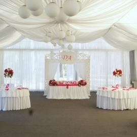 Малиновая свадьба - фото 9