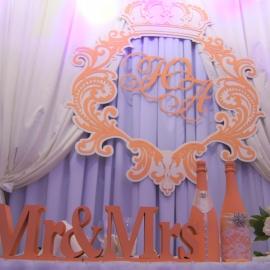 Персиковая свадьба - фото 4