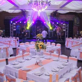 Персиковая свадьба - фото 5