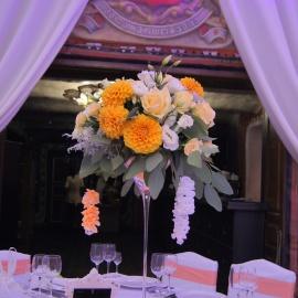 Персиковая свадьба - фото 9