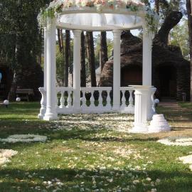 Персиковая свадьба - фото 3