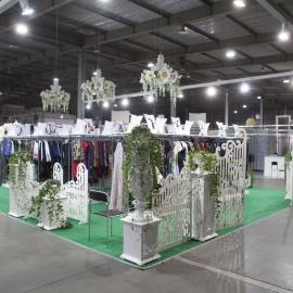 выставочный стенд одежды Chia  - фото 5