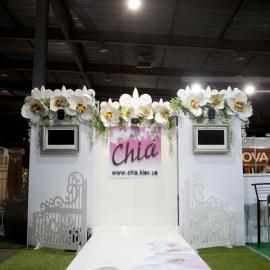 выставочный стенд одежды Chia  - фото 3