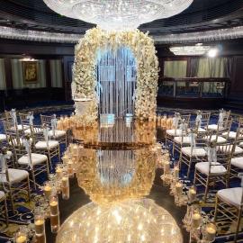 Classic Deep Blue wedding - фото 2