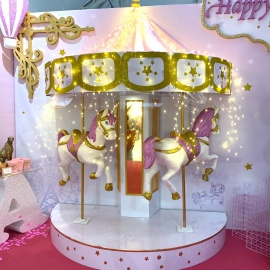 Pink&Gold Circus - фото 4
