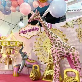 Pink&Gold Circus - фото 5