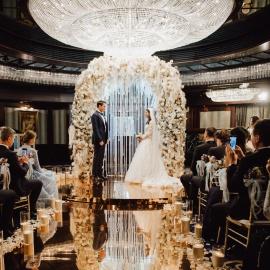 Classic Deep Blue wedding - фото 7
