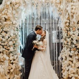 Classic Deep Blue wedding - фото 6