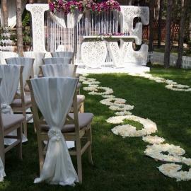 Ягодная свадьба - фото 12
