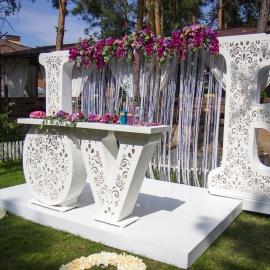 Ягодная свадьба - фото 11