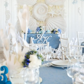 Морская свадьба - фото 6