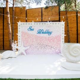 Морская свадьба - фото 12