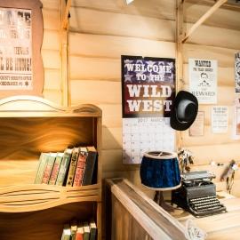 Wild West Birthday - фото 6