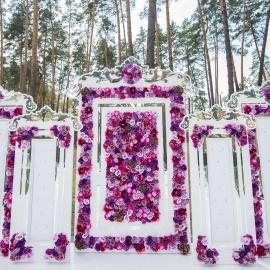 Зеркальная свадьба
