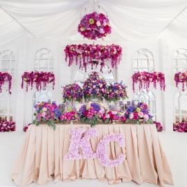 Зеркальная свадьба - фото 8