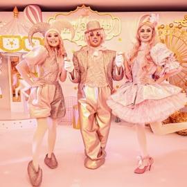 Pink&Gold Circus - фото 23