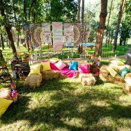 Boho Birthday Party - фото 3
